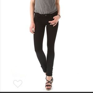 Authentic J Brand Skinny Jeans. Dark Wash.
